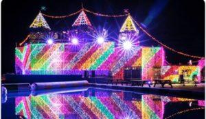 【静冈】体验型灯饰活动「伊豆高原GRANILLUMI」