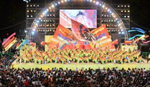 【爱知】日本正中舞蹈祭