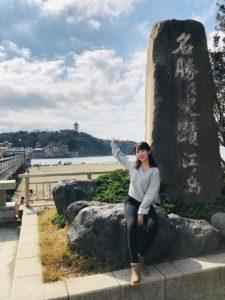 带领我们一探究竟—江之岛弁天桥