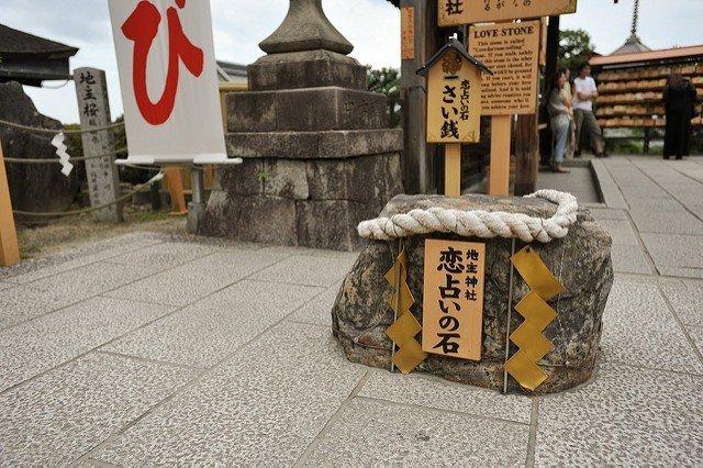 京都景点 地主神社