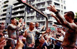 庙会暴力团?日本浅草三社祭的「刺青客」矛盾
