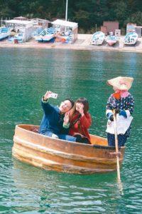 盆舟体验知易行难