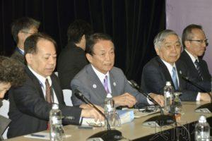 日财务相批评中国对发展中国家的投资