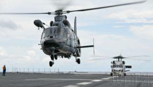 日法澳美在印度洋首次实施联合训练