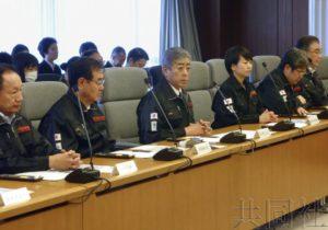 防卫省举行设想奥运期间发生首都直下型地震的训练