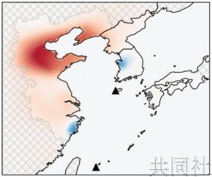 国际团队分析发现中国东部大量排放氟利昂