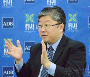 专访:亚行首席经济学家认为亚洲应对危机能力提升