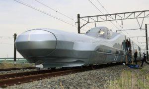 JR东日本首次公开新一代新干线试验车全貌