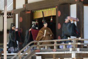 天皇实施首次宫中祭祀 报告秋季即位仪式日程