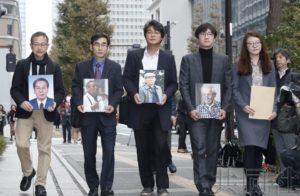 """韩国劳工案原告方批评日本的态度是""""侵犯人权"""""""