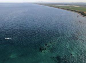 日本海保开始调查可能已消失的北海道小岛