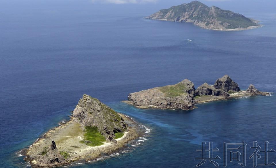 日本派无人机探测低潮高地 以期扩大领海