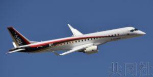 """三菱支线客机MRJ将更名为""""Space Jet"""""""
