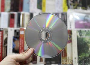 日本去年CD专辑唱片产量首次跌破1亿张