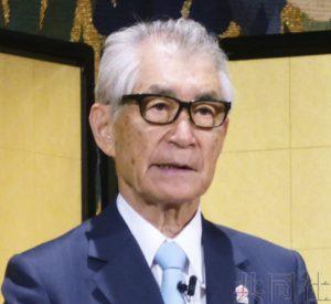本庶就癌症药专利拒绝小野药品捐款200亿日元提案