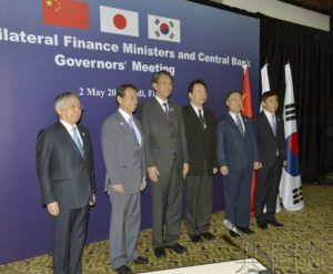 详讯:日中韩财长就对抗保护主义达成一致