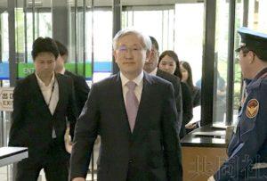 日本敦促韩国同意举行劳工案仲裁委员会