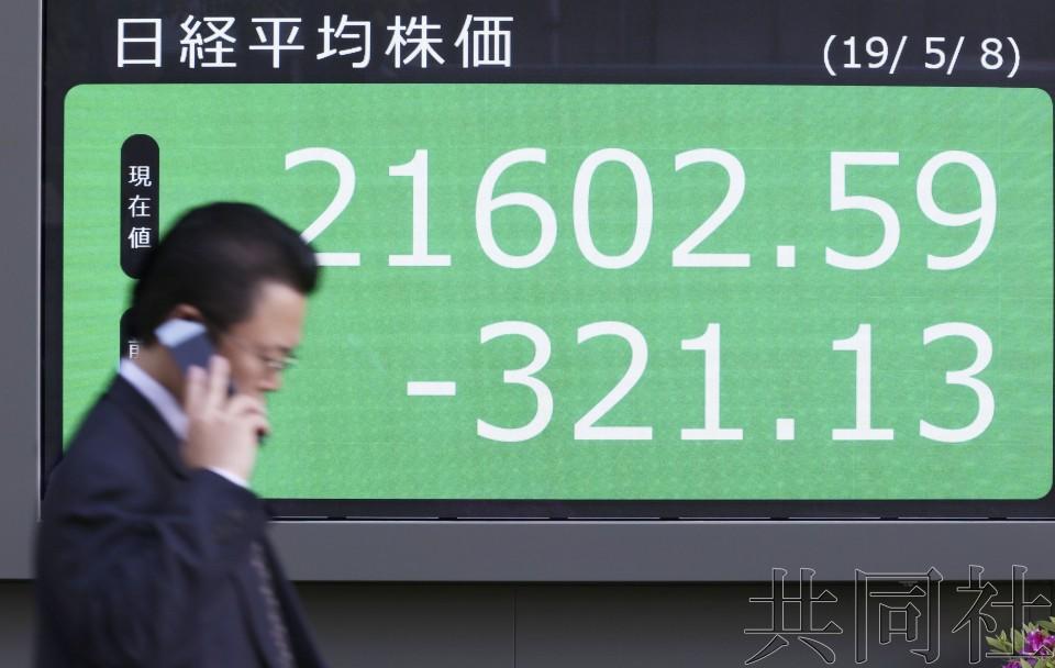 日经指数再跌1.46% 欧美股市全线下挫