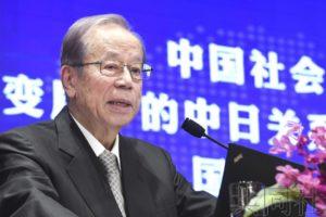 日前首相福田康夫建议中国有意义地利用贸易谈判