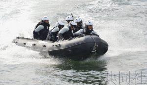 东京警方为奥运新设临海警备队持枪反恐