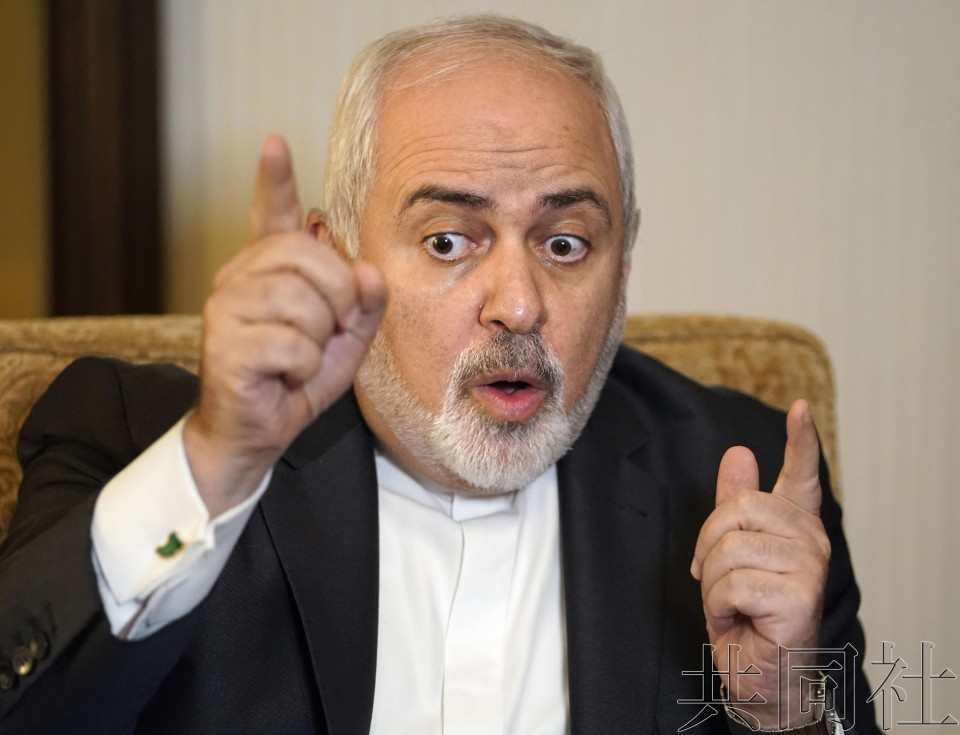 伊朗外长拒就伊核协议与美谈判 欲以外交攻势对抗制裁
