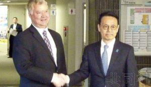 日美高官确认就朝鲜绑架问题展开合作
