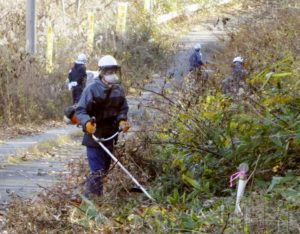 福岛核事故重建据点最多将产生200万立方米污染土