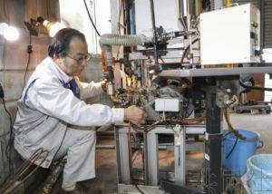 德岛短大等开发出竹粉燃料引擎