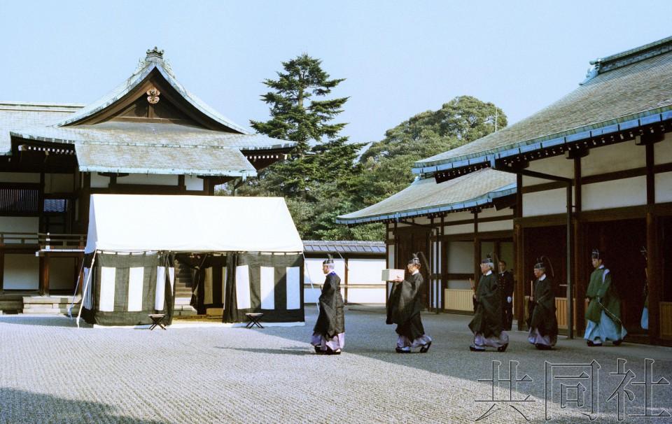 """皇位继承""""大尝祭""""大米产地经龟卜定为栃木和京都"""