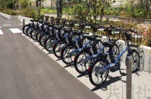 松下将开展电动自行车共享服务 提高市场份额