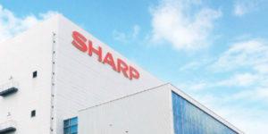 夏普宣布最快下半年重返美国电视机市场