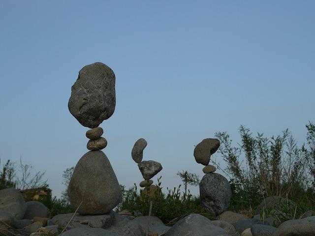 和の美を意識したロックバランシング、「石花」【連載:アキラの着目】