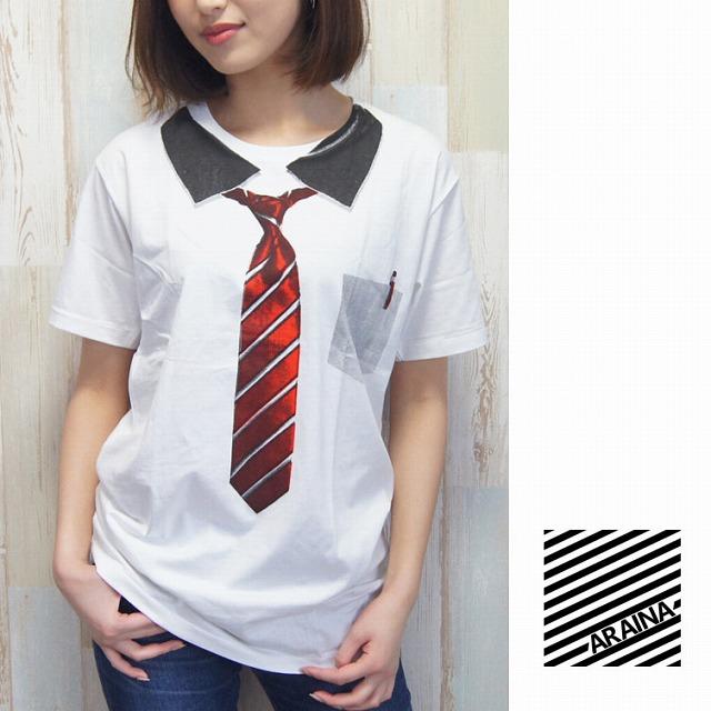 重ね着にも、インナーにも!白地の万能デザインTシャツ! 【楽天市場】REAL COLLECTIONから引用