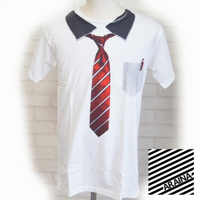 これさえ着ればネクタイ要らずのTシャツ【連載:アキラの着目】