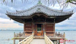 满月寺(浮御堂)