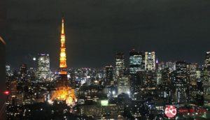 静心赏夜景的首选:世界贸易中心展望台