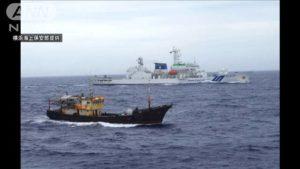 详讯:横滨海保逮捕一名中国渔船船长