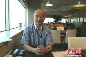 日本富士通总研首席研究员金坚敏:中国未来发展前景广阔