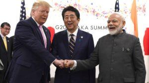 快讯:安倍称G20决心引领经济强劲发展