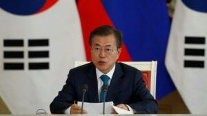 快讯:韩总统要求日方接受原劳工诉讼的出资提议