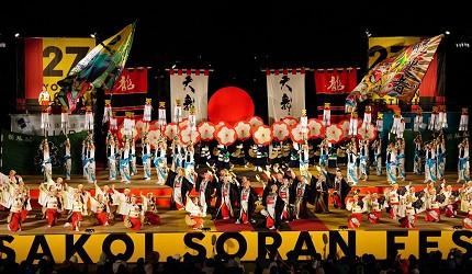 2019 YOSAKOI索朗祭