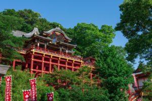 动人心魄的红色建筑「佑徳稲荷神社」:鹿岛