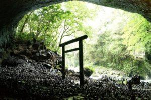 天安河原与天岩户神社
