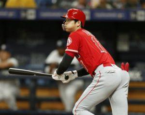 大谷翔平MLB缔造完全打击日本第一人[影]