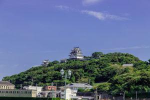 日本长崎改建历史景点平户城 为游客提供住宿服务