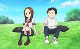 「擅长捉弄的高木同学」公开主视觉图和第2弹PV,7月7日开播