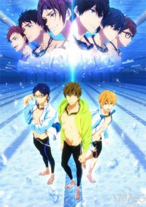 「 Free!-Road to the World-梦」新预告片公开~