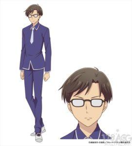 动画「水果篮子」福岛润为由希推学生会长竹井诚配音