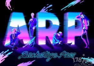 TV动画「ARP Backstage Pass」概念视觉图公开