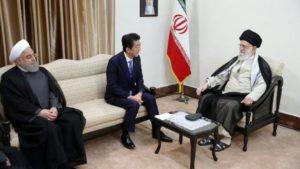 快讯:安倍称向伊朗方面传达了特朗普的意图
